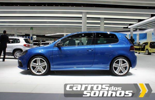 Novo VW Golf R 2011