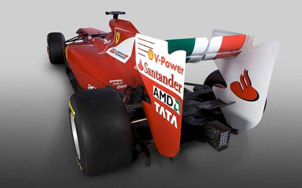 Ferrari apresenta o F150 - Fórmula 1 2011