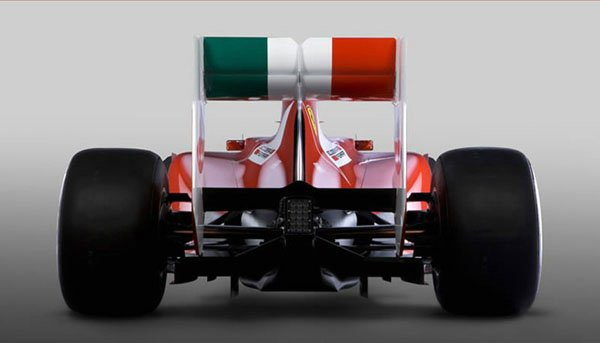Ferrari apresenta o F-150 - Fórmula 1 2011