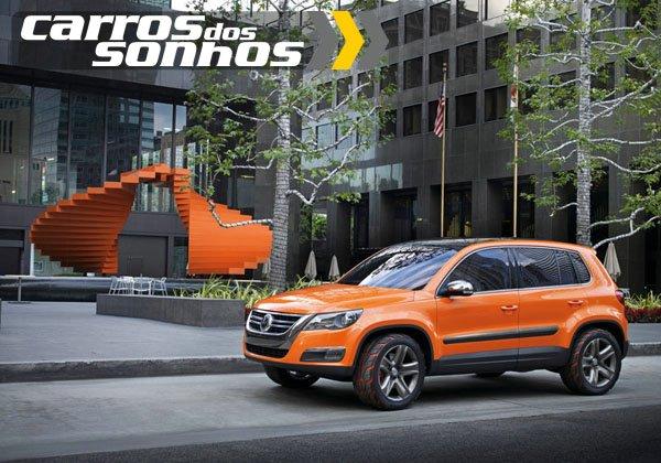 VW Tiguan Concept
