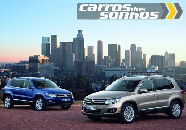 Volkswagen  Tiguan 2012 - Cores