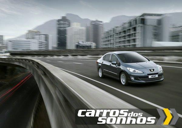 Peugeot 408 2011