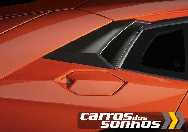 Lamborguini Aventador LP700-4 2012
