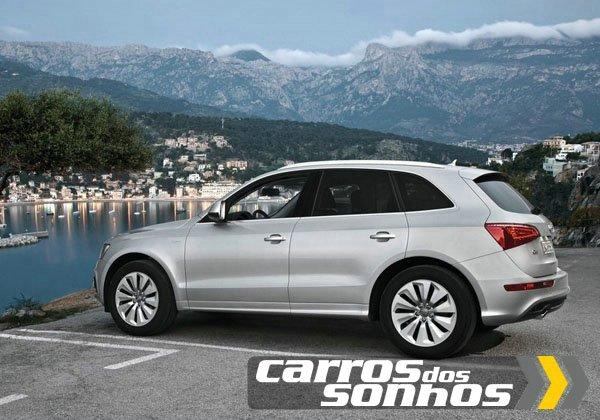 Audi Q5 Hybrid Quattro 2012
