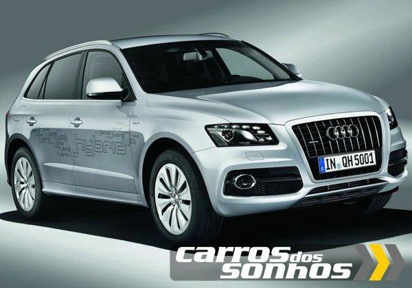 Audi Q5 Híbrido Quattro 2012