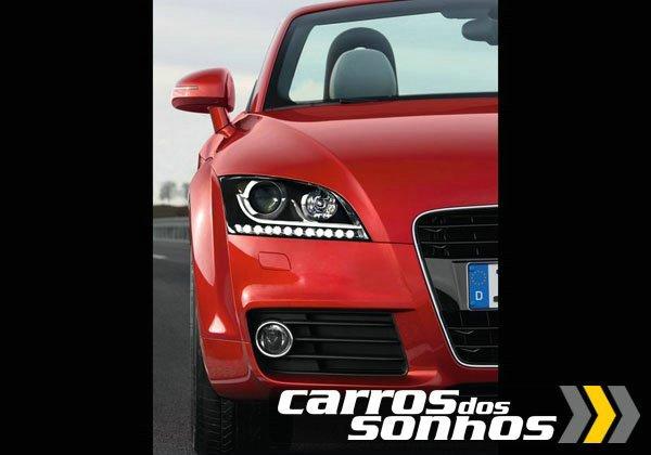 Audi TT Roadster 2011