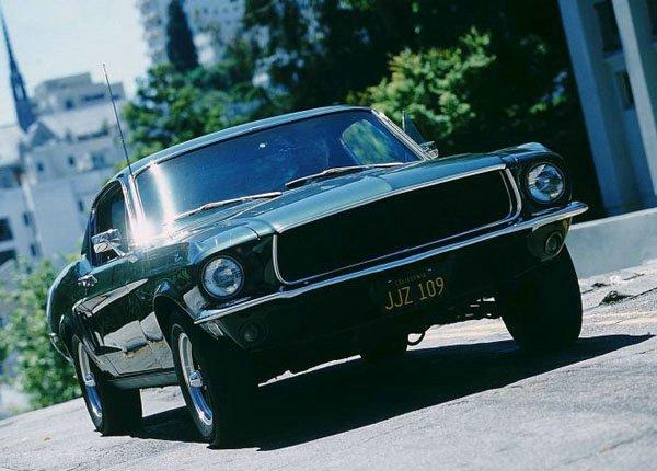 Ford Mustang FastBack 1968 - Bullitt