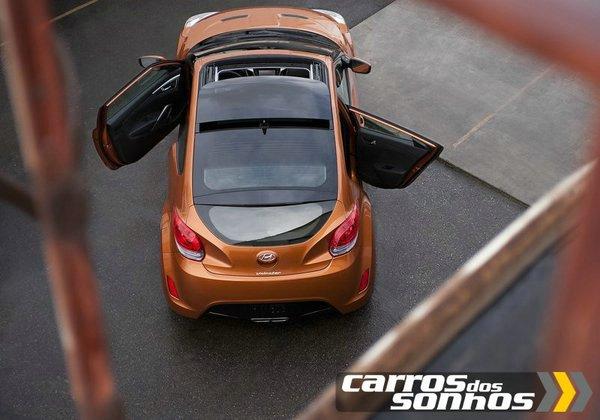 Hyundai Veloster 2012 - O Carro com 3 Portas