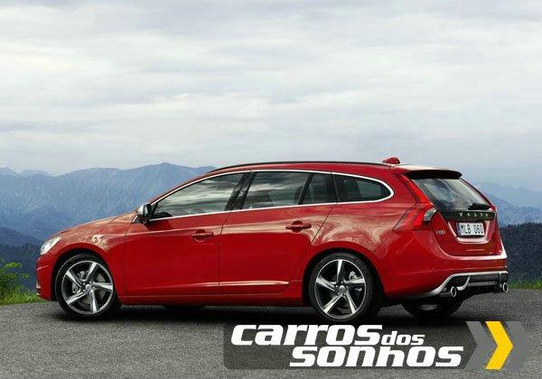 Volvo V60 R Design 2011