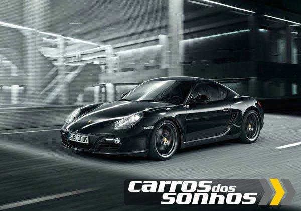 Porsche Cayman S Black Edition 2012