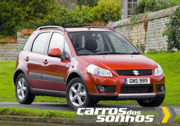 Suzuki SX4 – O Primeiro SportCross do Brasil