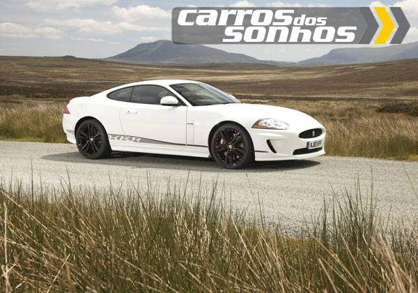 Jaguar XKR Speed Coupe 2011