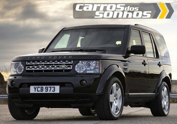 Land Rover Discovery 4 Blindada 2011