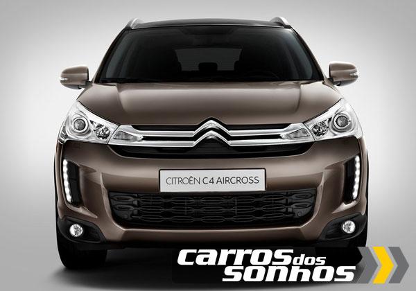 Citroën C4 Aircross 2013