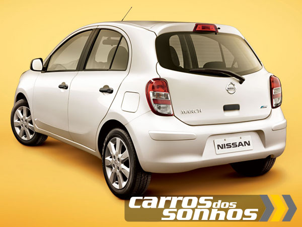 Nissan March 2012