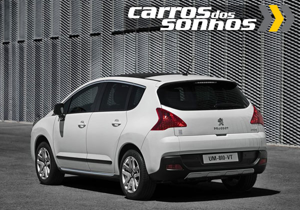 Peugeot 3008 2012 Hybrid