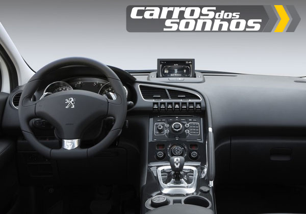 Peugeot 3008 Hybrid 2012