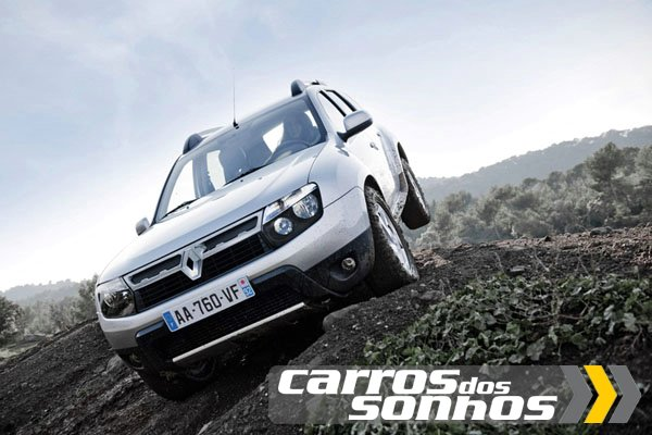 Renault Duster 2012 SUV