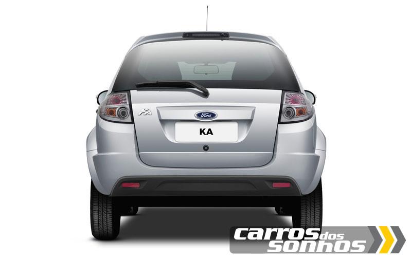 Ford KA 2012