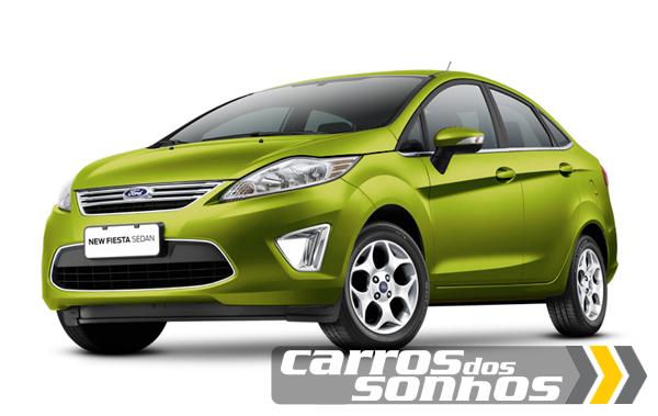 New Fiesta Sedan 2012