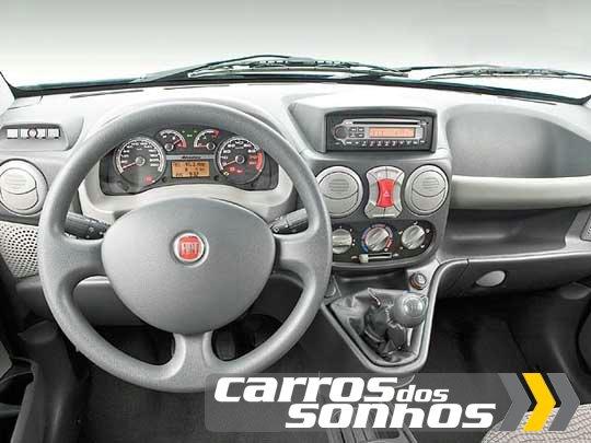 Fiat Doblò Adventure 2012