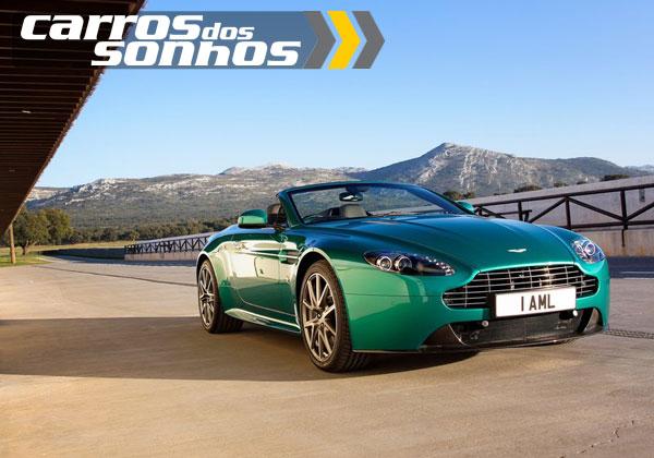 Aston Martin V8 Vantage S Roadster 2012