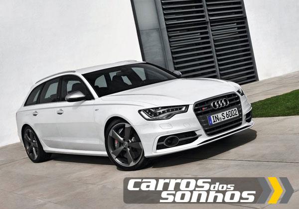 Audi S6 Avant 2013