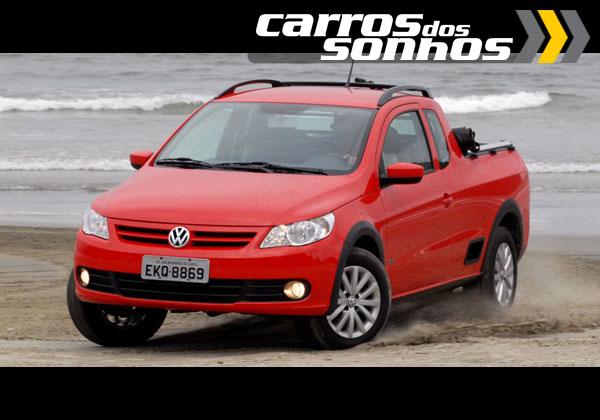 VW Saveiro 1.6 8V