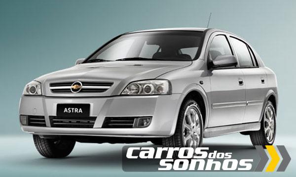 Chevrolet Astra Sedã 2011
