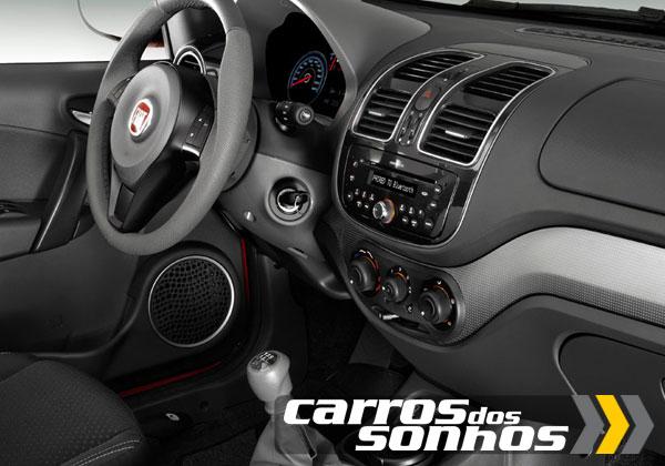 Fiat Grand Siena 2012
