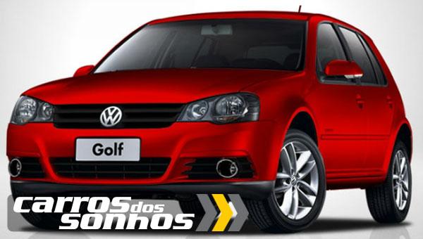 Golf-Vermelho-Tornado