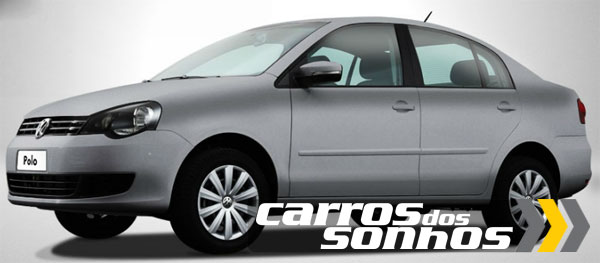 Novo-Polo-Sedan 2012-Prata-Sirius