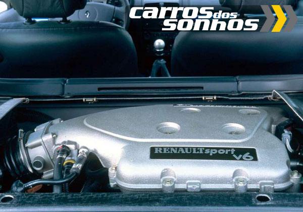 Renault Clio V6 Renault Sport 2003