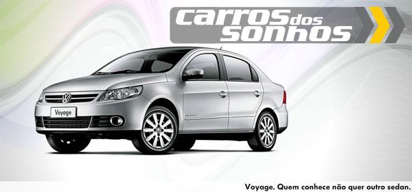VW Voyage 2012