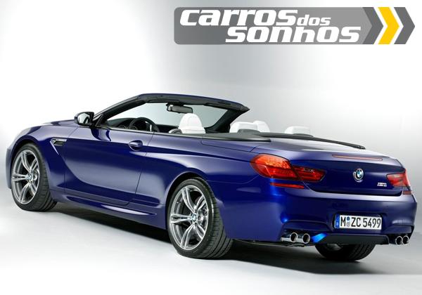 BMW M6 Coupe e Conversível