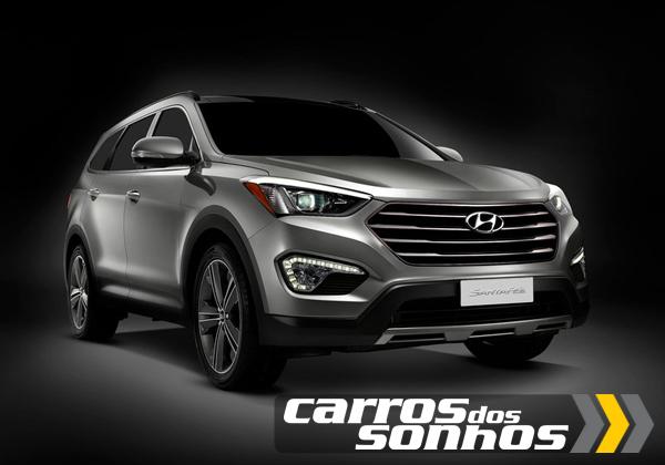 Hyundai Santa Fé 2013