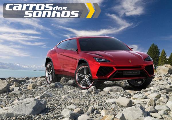 Lamborghini Urus Concept 2012 – A SUV da Lamborghini