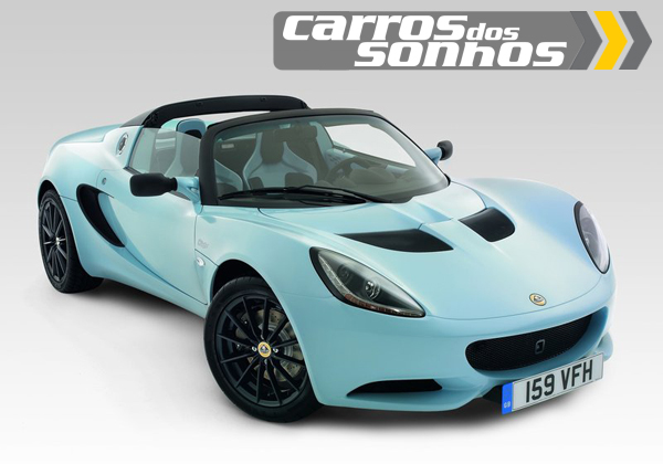 Lotus Elise Club Racer 2012