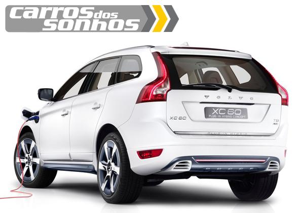 Volvo XC60 Híbrido Concept 2012