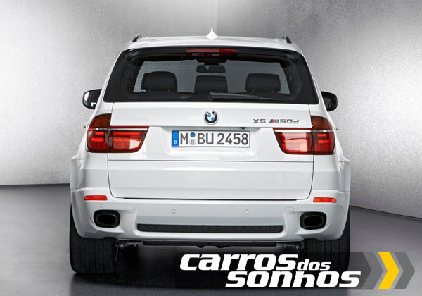 BMW X5 M50d 2013