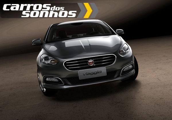 Fiat Viaggio 2013