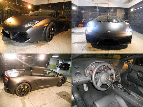 Lamborghini Gallardo Spyder 2009/2010 vai a Leilão OnLine