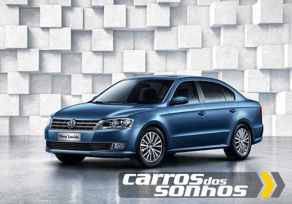 Volkswagen Lavida 2013
