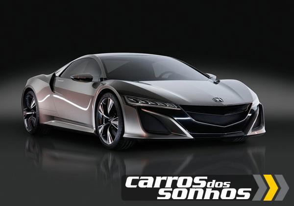 Honda NSX Concept 2012