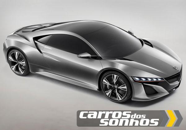 Honda - NSX Concept 2012