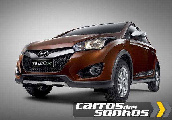 Hyundai HB20X 2013 (HB20 Crossover)