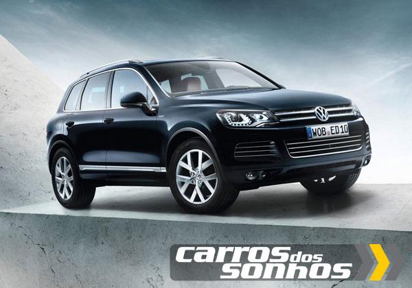 VW Touareg 2013 Edição X