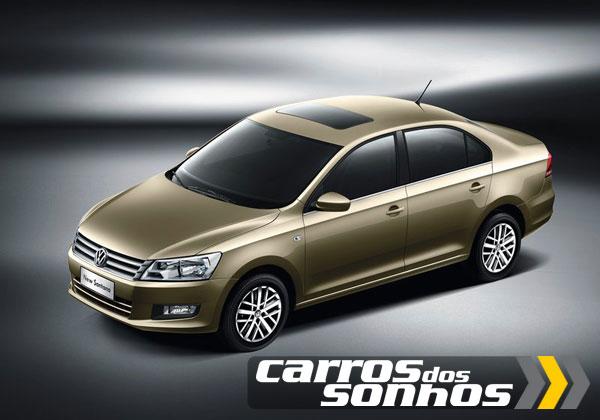 VW Santana 2013