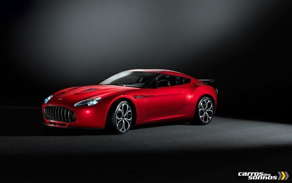 Aston Martin Zagato V12 2013