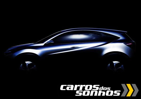 Honda Urban SUV Concept 2013